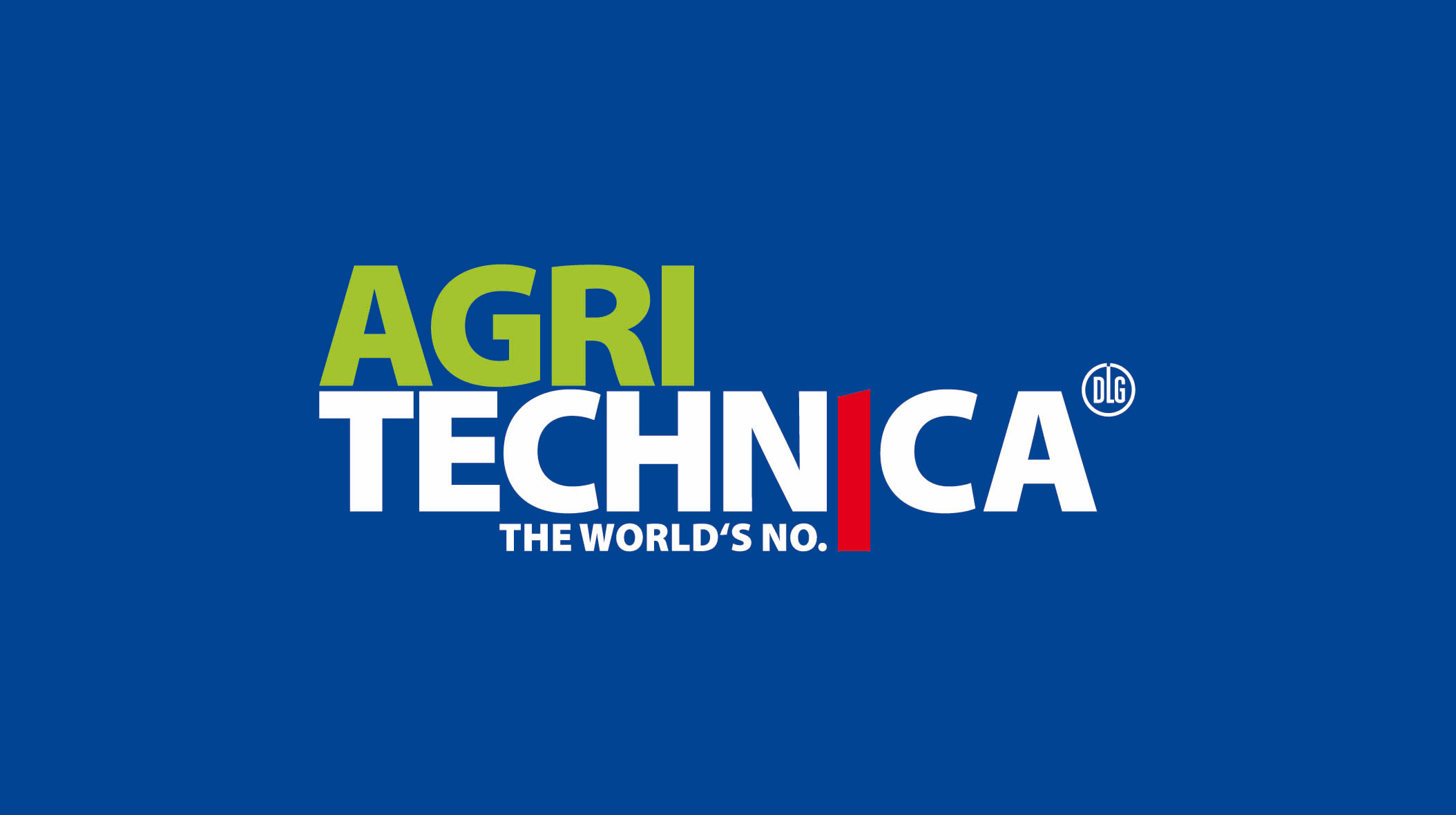 EVUM Motors at the Agritechnica in Hannover