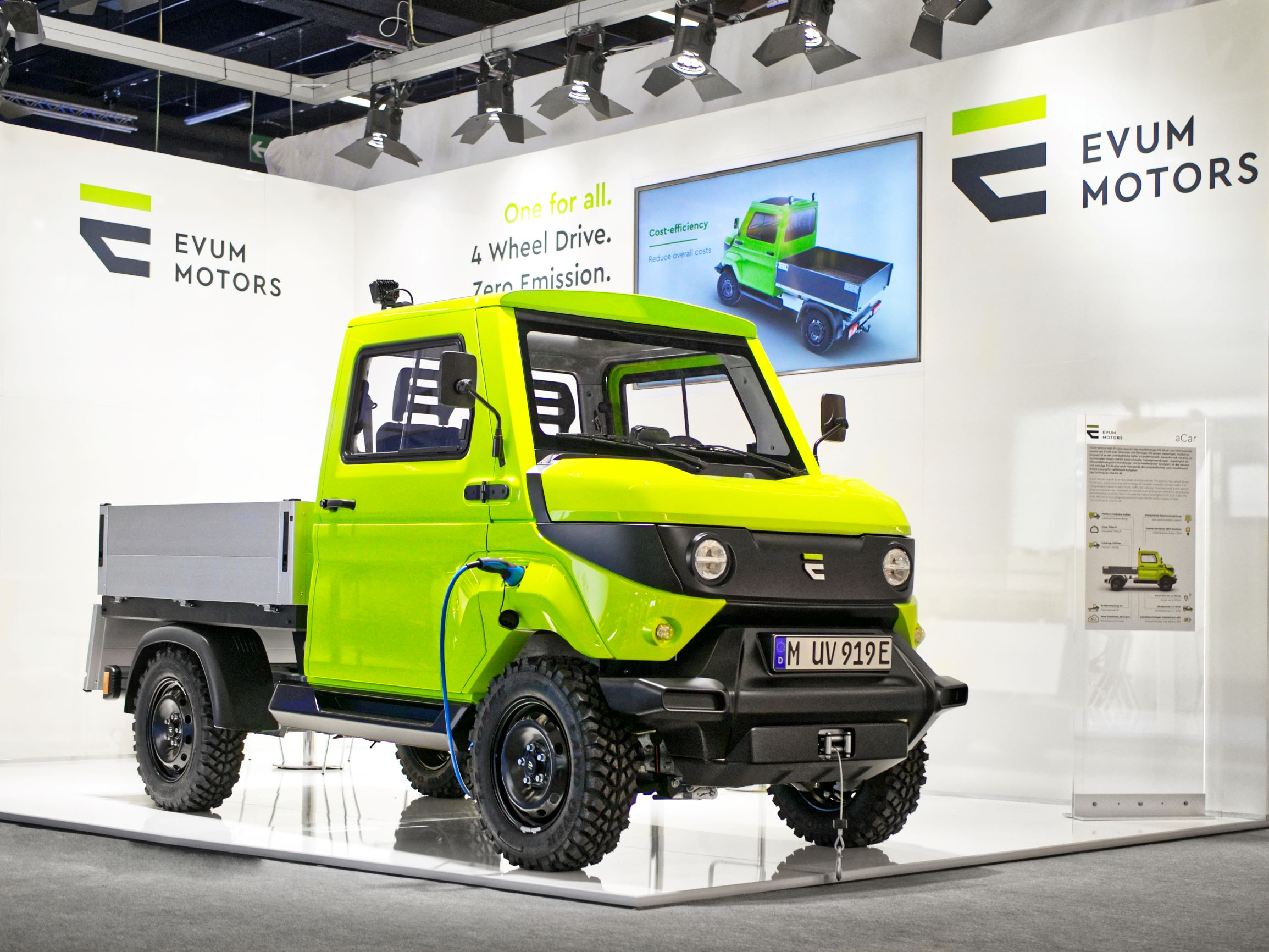 Our trade fair appearance at the IAA 2019