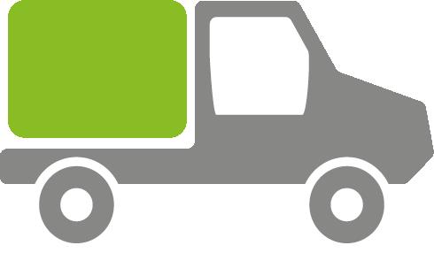 Elektrisches Nutzfahrzeug - Aufbau